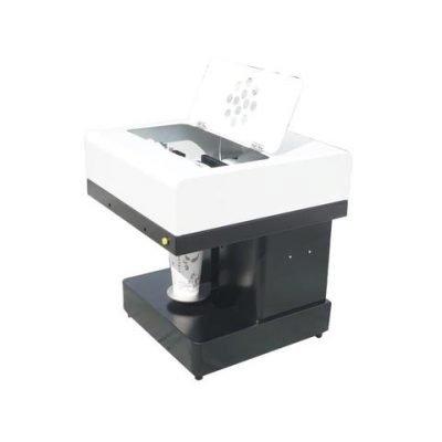 Coffee Latte Printing Machine rollicecream.com