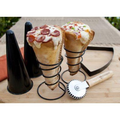 pizza cone machine rollicecream.com